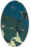 rug #109067   oval natural rug