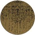 rug #1093262 | round black rug
