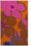 rug #109553 |  red-orange rug