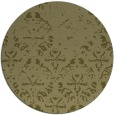 rug #1097262 | round traditional rug