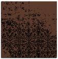 rug #1101346   square brown rug