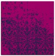 rug #1101366 | square pink rug