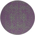rug #1104460 | round traditional rug