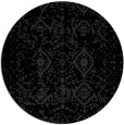 rug #1104564   round borders rug