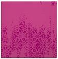 rug #1105230 | square pink rug
