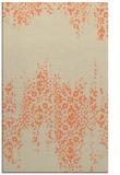 rug #1105958 |  orange rug