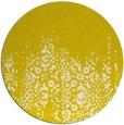 rug #1106406 | round white rug