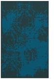 rug #1107654 |  blue rug