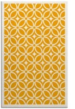 rug #111385 |  light-orange rug
