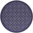rug #111491 | round geometry rug