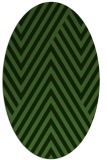 rug #1122693 | oval graphic rug