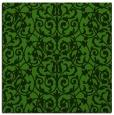 rug #1123691 | square light-green rug