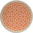 rug #1133095 | round geometry rug