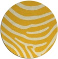 rug #1136875 | round stripes rug
