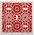 rug #1137551 | square red rug