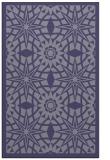 rug #1138119 |  blue-violet rug