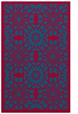 rug #1138151 |  blue-green rug