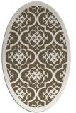 rug #1139825 | oval popular rug