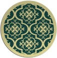rug #1140572 | round traditional rug