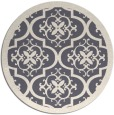 rug #1140605   round borders rug