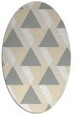 rug #1143488 | oval rug