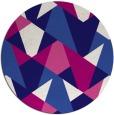 rug #1147700   round graphic rug
