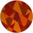 rug #1147861   round graphic rug