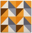rug #1152379 | square light-orange rug