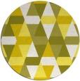 rug #1157091   round white rug