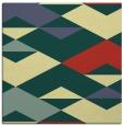 rug #1163387 | square yellow rug