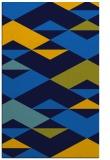 rug #1163823 |  blue rug