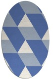 rug #1165311 | oval flags rug