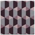 rug #1166987 | square purple rug