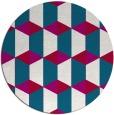 rug #1167957 | round geometry rug