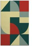 rug #1184404 |  circles rug