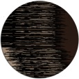 rug #1186291 | round black abstract rug