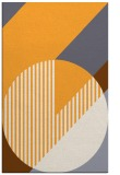 rug #1204675 |  light-orange rug