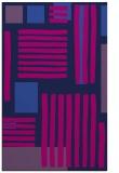 rug #1208027 |  stripes rug