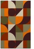 rug #1209833 |  circles rug
