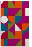 rug #1209952 |  circles rug