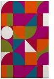 rug #1209954 |  circles rug
