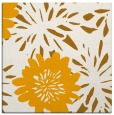 rug #1214991 | square light-orange rug