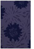rug #1215455 |  blue-violet rug