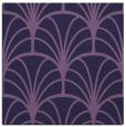 rug #1216571 | square blue-violet rug