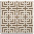 rug #1222155 | square beige rug
