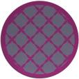 rug #122274   round borders rug