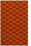 rug #169448    geometry rug