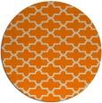 rug #169797   round beige rug