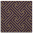 rug #170417 | square purple rug