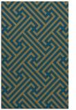rug #170912 |  geometry rug